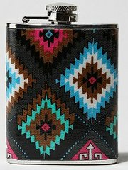 "The ""Navajo Flask"" offered by Urban Outfitters."