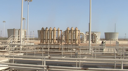 Geothermal Powerplant In The Imperial Valley