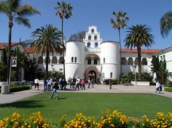 San Diego State University