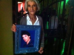Cristina Palacios has spent 17 years looking for answers about her son's disappearance.
