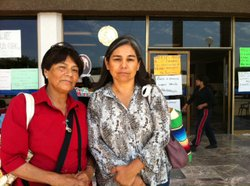 Socorro Balderas and Rosario Villanueva are moms in Tijuana conducting their own investigation in search of their sons.
