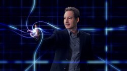 "Physicist and acclaimed author Brian Greene (pictured) returns to NOVA with ""The Fabric of the Cosmos."""