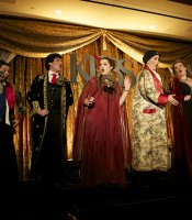"SDSU Opera Theatre created a themed performance, ""Masquerades in Opera."""