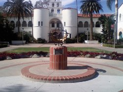 San Diego State University Campus
