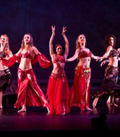 The Bellydance Superstars