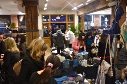 Retailers Revel In Holiday Cheer