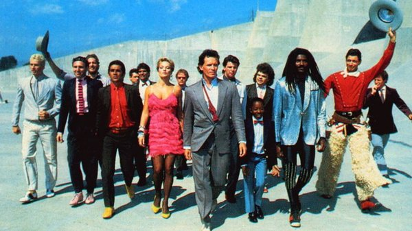 "Peter Weller leads the cast of ""Buckaroo Banzai,"" an underrated gem from the 80s."