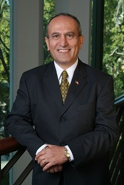 Escondido Mayor Sam Abed was elected in 2010.