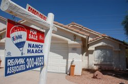 Foreclosures Fall To Six-Year Low In California