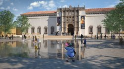Renderings For Proposed Plaza de Panama Project