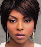 Taraji P. Henson, program host for IN PERFORMANCE AT THE WHITE HOUSE &quot;Red, White And Blues.&quot;