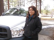 Deanna Begay was late making her truck payment, so the creditor disabled it when she was three hours away from home.