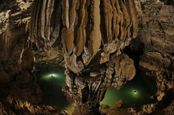 "Carsten Peter, known as one of the most ""extreme"" nature photographers, explored one of the biggest cave passages in the world in Vietnam."