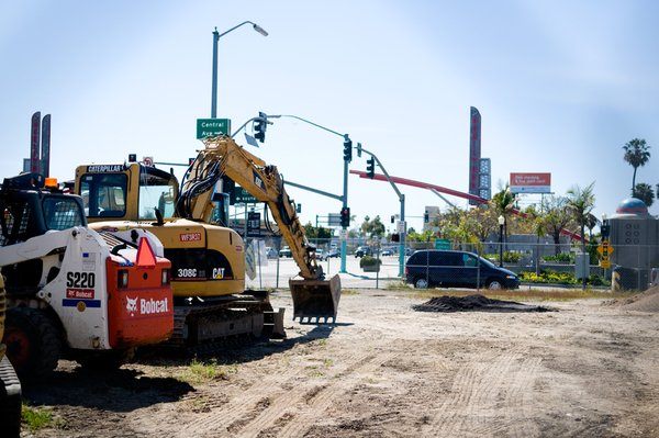 Advocates want to know what will come of two city-owned vacant plots on El Cajon Boulevard now that government-sponsored redevelopment is dead.