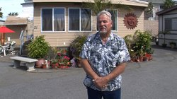 Bob Ryan, Resident of Miramar Mobile Home Park in Oceanside