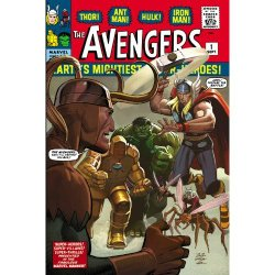 &quot;The Avengers Omnibus Vol. 1&quot;