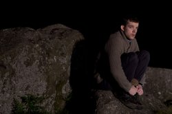 "Russell Tovey as Henry Knight in ""The Hounds Of Baskerville."""