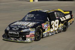 NASCAR Army car