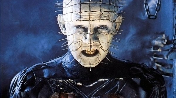 "Pinhead led the Cenobites in Clive Barker's ""Hellraiser,"" a kind of variation on body modification."