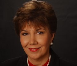 Linda Chavez, Fox News analyst and radio talk show host.