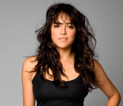 Michelle Rodriguez, film and television actress
