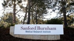 The Sanford-Burnham Medical Research Institute.