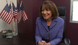 San Diego Congresswoman (R) Susan Davis, who serves on the House Armed Services Committee