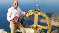 Theoretical physicist, Jim Al-Khalili hosts the BBC documentary series SCIENCE AND ISLAM.