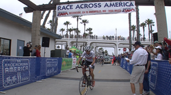 Mike Wilson's Race Across America