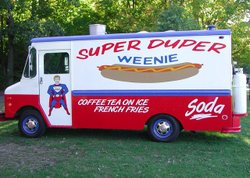 The Super Duper Weenie Truck