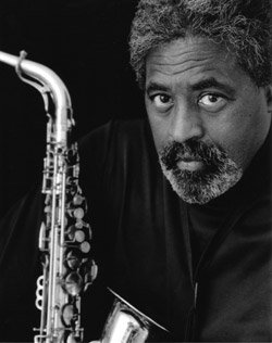 Jazz legend and alto saxophonist Charles McPherson.