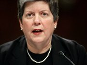 Janet Napolitano is the Department of Homeland Security Secretary and former governor of Arizona.