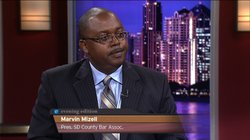 "President of the San Diego County Bar Association Marvin Mizell told KPBS' Evening Edition that they were ""fair and unbiased"" when ranking Gary Kreep as ""without qualifications."""