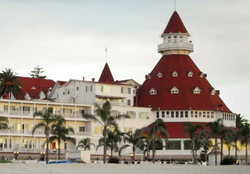 Hotel del Coronado is home to the reportedly haunted room 3327.