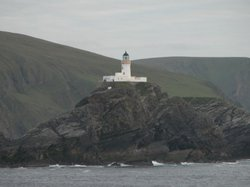 Muckle Flugga Lighthouse, Shetland Islands