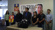 Family and activisits held a press conference Thursday announcing a grand jury has been called to investigate the death of Anastasio Hernández Rojas in 2010.