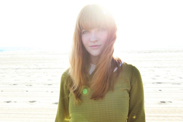 "La Sera is ""Kickball Katy"" Goodman, also of the band Vivian Girls. La Sera plays Soda Bar this week."