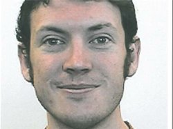 Colorado shooting suspect, James Holmes.