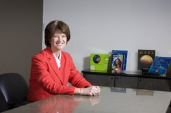 Sally Ride started her own company, Sally Ride Science, to keep kids' interest in science alive.