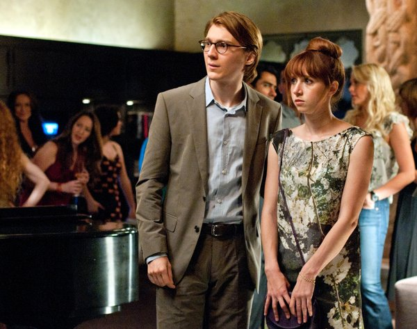 "Paul Dano and Zoe Kazan in ""Ruby Sparks."""