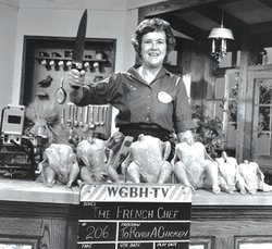 Julia Child Memories: Bon Appetit!