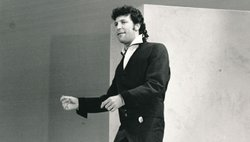 Tom Jones sings his smash hit &quot;Its Not Unusual.&quot;