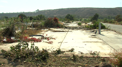 Abandoned and industrial lands just north of the San Diego River in Grantville are slated for thousands of new homes. The housing projects include Riverbend, which has been approved by the San Diego City Council.