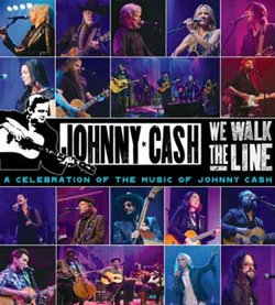 "Give at the $150 level during our TV membership campaign and receive the ""We Walk The Line: A Celebration Of The Music Of Johnny Cash"" CD & DVD, plus the CD sampler ""He Walked The Line - Johhny Cash - Original Recordings."" This gift also includes enrollment in the myKPBS Savers Club plus additional online access to more than 130,000 merchant offers and printable coupons, as well as a KPBS License Plate Frame (if you're a new member). The CD is also available at the $75 level, and the DVD only is available at $100."
