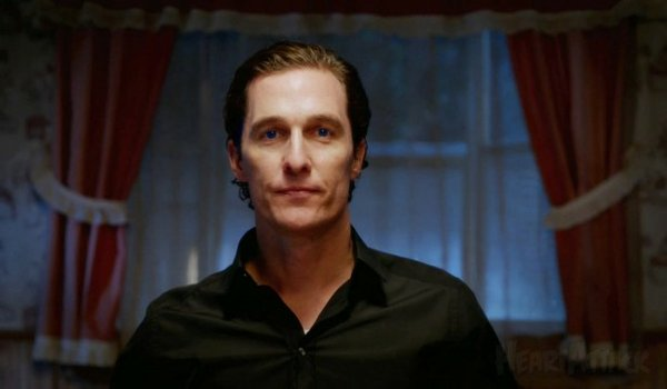 Matthew McConaughey as Killer Joe Cooper