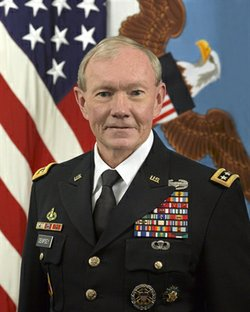 Army Gen. Martin E. Dempsey