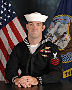 Petty Officer 1st Class Patrick D. Feeks