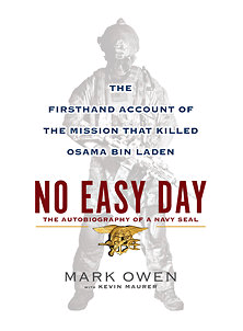 Navy SEAL Who Watched Osama Bin Laden Die To Publish Book