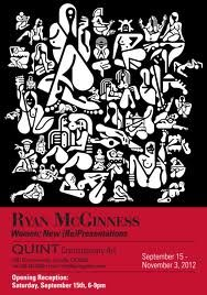 Ryan McGinness showcases alternative forms of the female nude in Women: New (Re)Presentations at Quint Contempoary Art. 