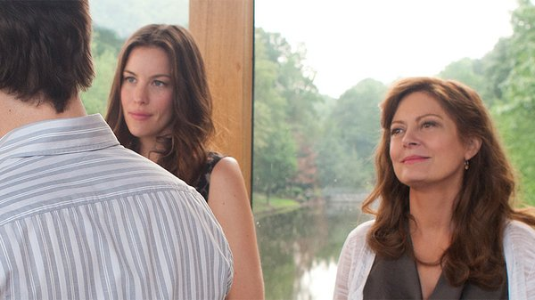 "Liv Tyler and Susan Sarandon round out a fine cast in ""Robot & Frank."""